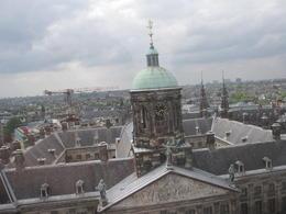Zu erkennen ist das Stadtschloss aus dem Riesenrad , Wolfram S - May 2014