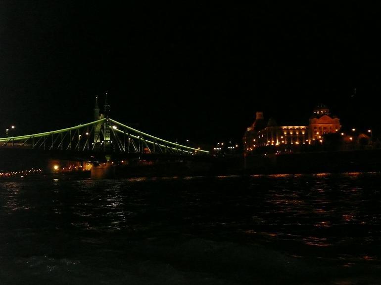 Budapest at night - Budapest
