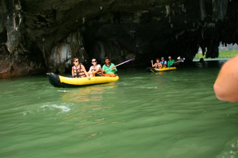Canoe Ride -