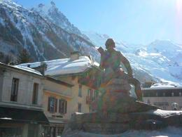 Chamonix , Brenn H - March 2012