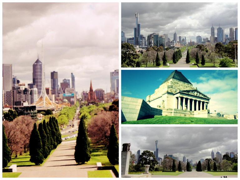 :-D - Melbourne