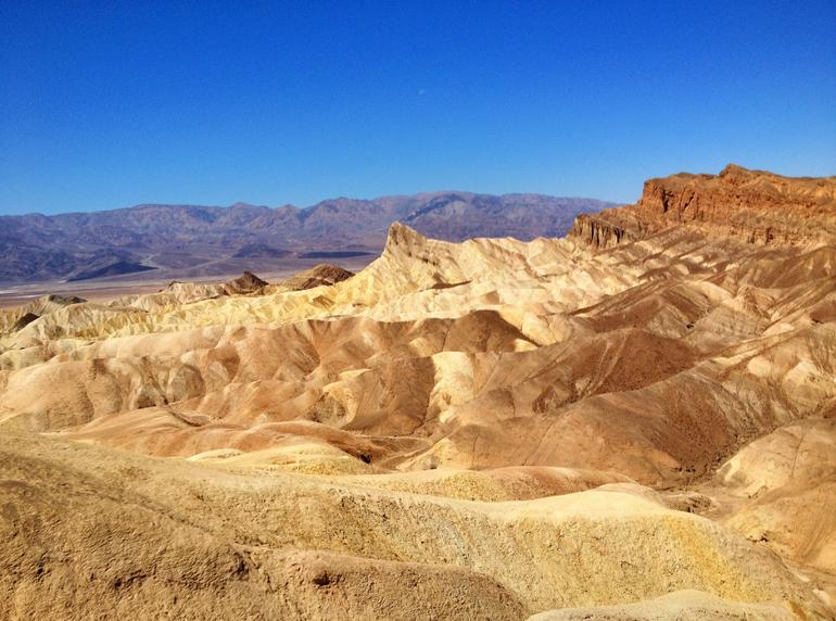 Death Valley - Las Vegas