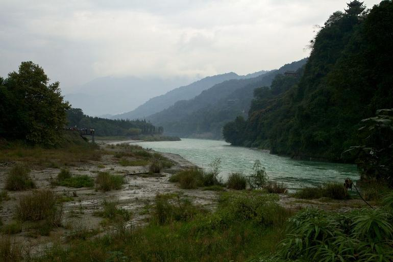 Qingcheng Mountain and Dujiangyan Irrigation System Day Trip from Chengdu photo 33