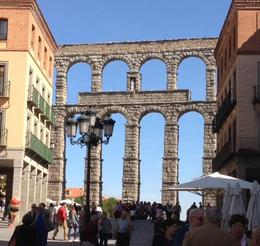 Segovia is a must see. , KAK - November 2013
