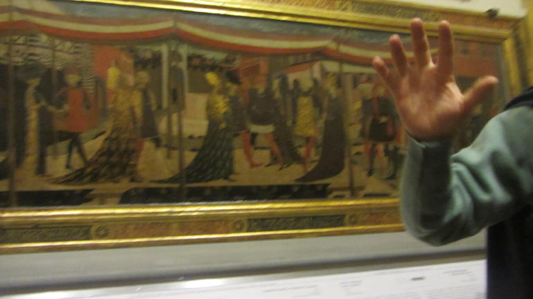 Skip the Line: Florence Accademia and Uffizi Gallery Small Group Tour photo 29