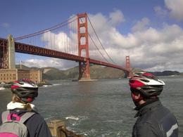 Golden Gate Bike Tour, Trina Tron - April 2011