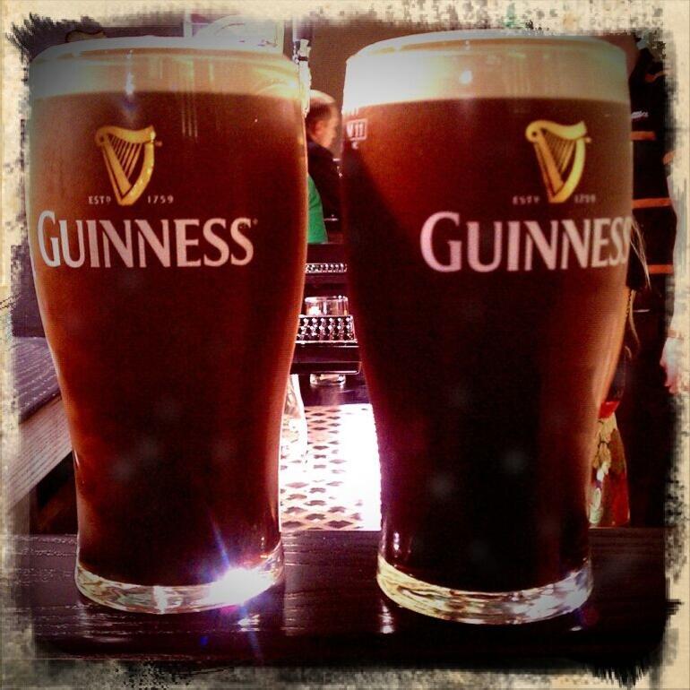 Guinness Glasses - Dublin