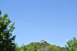ecco cosa abbiamo potuto vedere del Castello di Visegrad!!! , Pablo D - July 2012