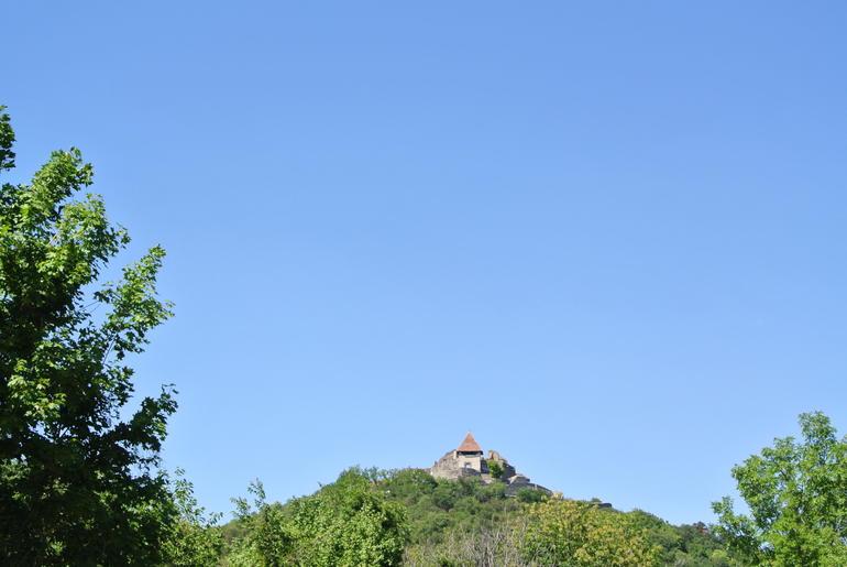 Il Castello di Visegrad - Budapest