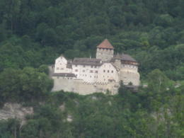 Castle of Liechetenstein , Reba A - July 2012