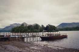 Lake in Keswick where we had a boat trip. , Ewelina S - June 2013