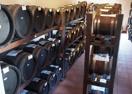 Aging barrels go on for many years! , SAMUEL A - September 2015
