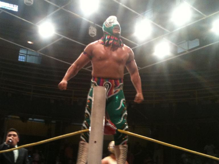 Mexican Wrestling 5 - Mexico City