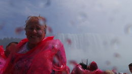 You will get wet so have plenty of fun. , Steve - June 2015
