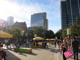 Robson Street, Vancouver, Canada, Patricia P - October 2014