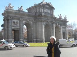 Conociendo los monumentos históricos de Madrid , elina - February 2016