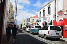 Tax-free shopping in St Thomas , Valerie C - March 2014