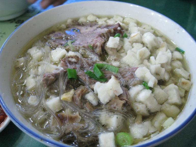 Soup - Xian