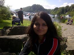 At Loch Lomond , R K - September 2012