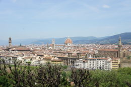 Picture taken atop Piazzale Michaelangelo. , Ma. Lope M - August 2016