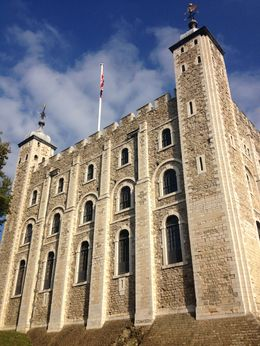 The White Tower at the heart of the Tower of London, emmaknock - October 2015