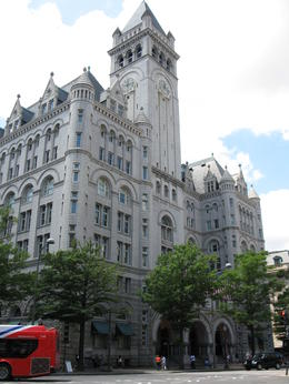 The Old Post Office: pre-Donald Trump. He bought it to make another hotel. , Michelle K - September 2012