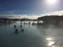 view from the restaurant at Blue Lagoon , Laura W - October 2016
