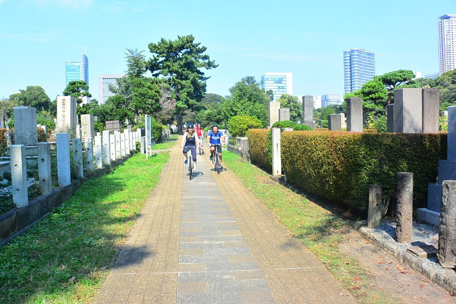 MÁS FOTOS, Excursión en bicicleta para grupos pequeños en Tokio