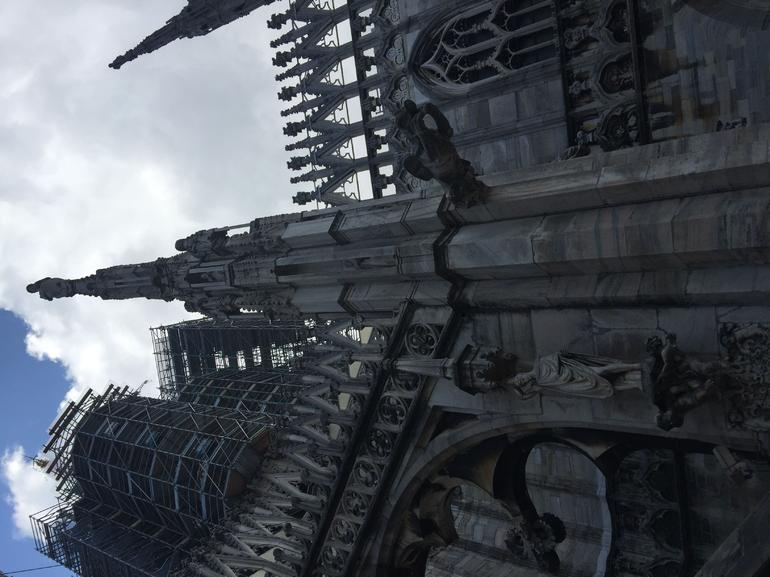 Skip the Line: Milan Cathedral and Rooftops by Elevator Ticket photo 9