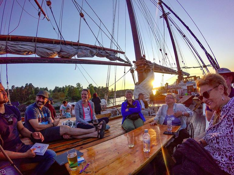 Oslo Fjord By Boat With Buffet & Norwegian Beer Tasting photo 20
