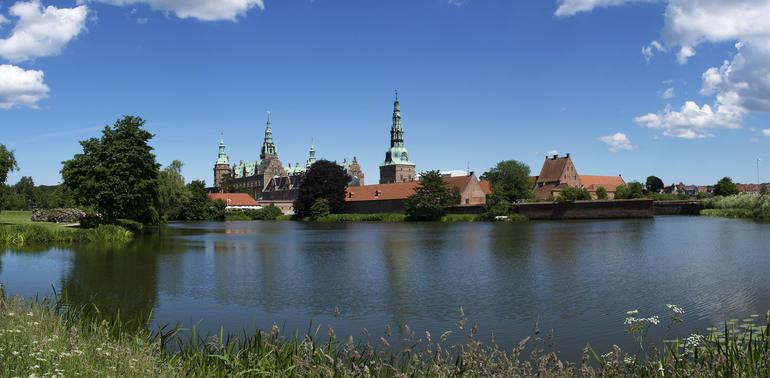 17th-century Frederiksborg Castle 6/11/2013 - Copenhagen