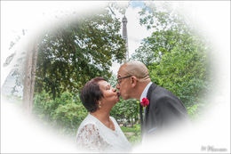 Wedding Vow Renewal on our 35th Wedding Anniversary , Clive K - August 2016
