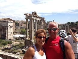My wife and I on her 50th birthday, what a great tour and guide, Jesse, thanks for all of your professionalism and expertise! Perfecto! , Todd C - September 2014