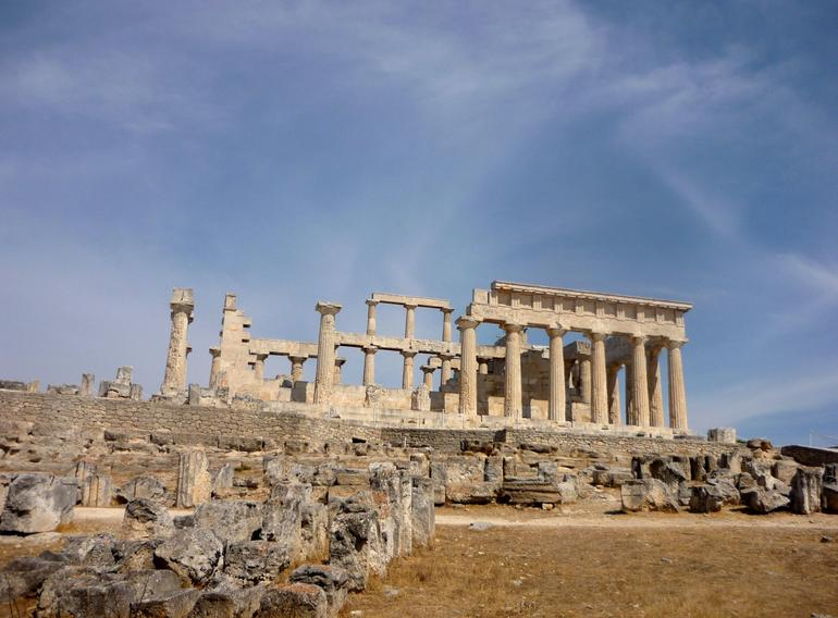 Aegina - Greece -