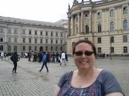 Square where the booking burning was held by the Nazis. , Julie L - June 2016