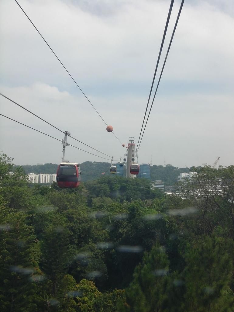 Cable Car - Singapore