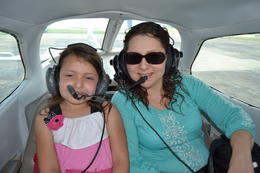 My daughter Yara and I , Julia S - June 2013