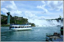 Photo taken before Maid of the Mist Boat Ride , LUDWIG G - August 2012