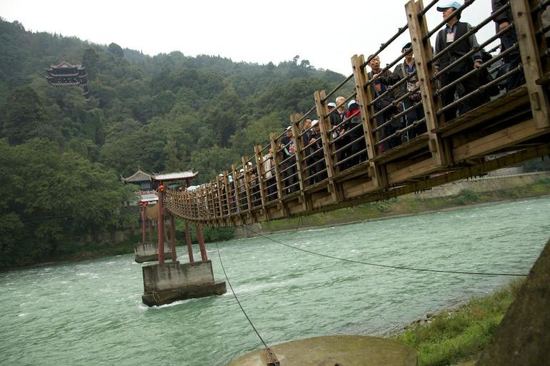 Qingcheng Mountain and Dujiangyan Irrigation System Day Trip from Chengdu photo 32