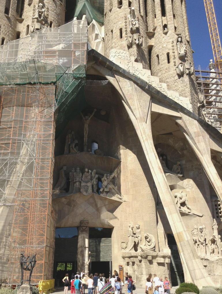 Great church - Madrid