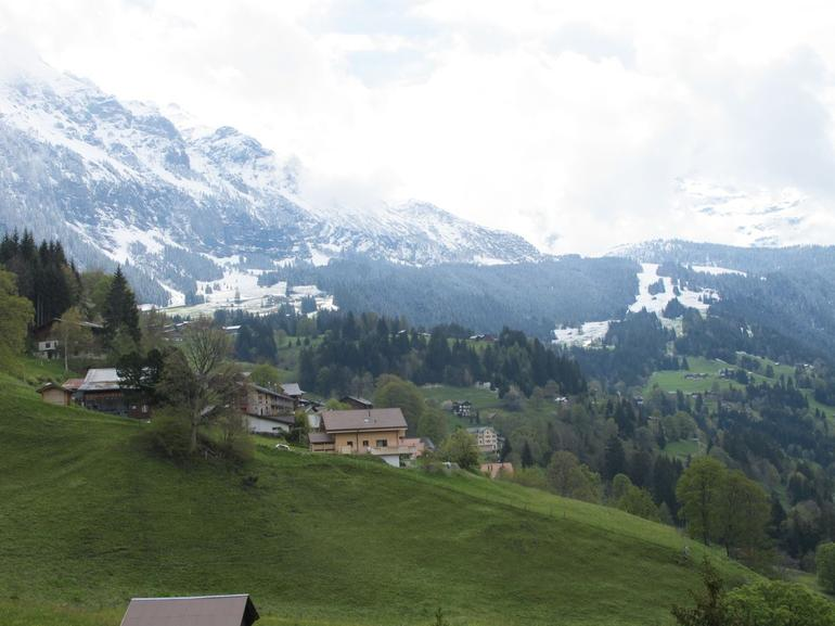 Jungfraujoch - Lucerne
