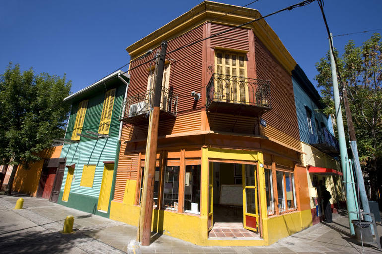 La Boca Art Gallery, Buenos Aires - Buenos Aires