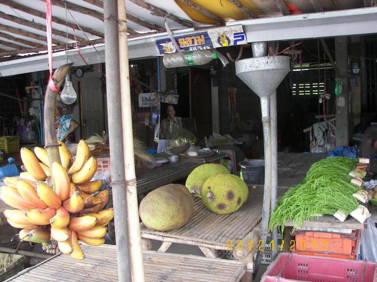 Local Market Stop - Bangkok