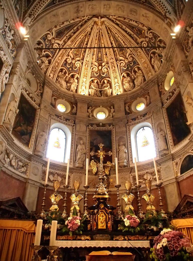 Madonna di Tirano, Trentino-Alto Adige - Milan