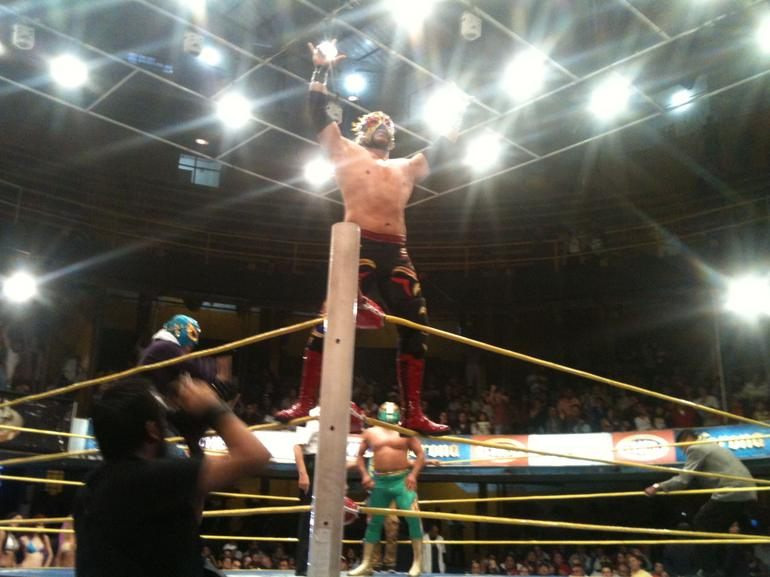 Mexican Wrestling 6 - Mexico City
