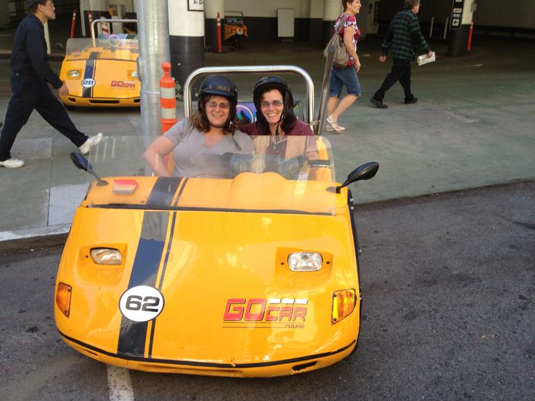 Our Go Car - San Francisco