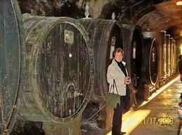 The barrels. - February 2009