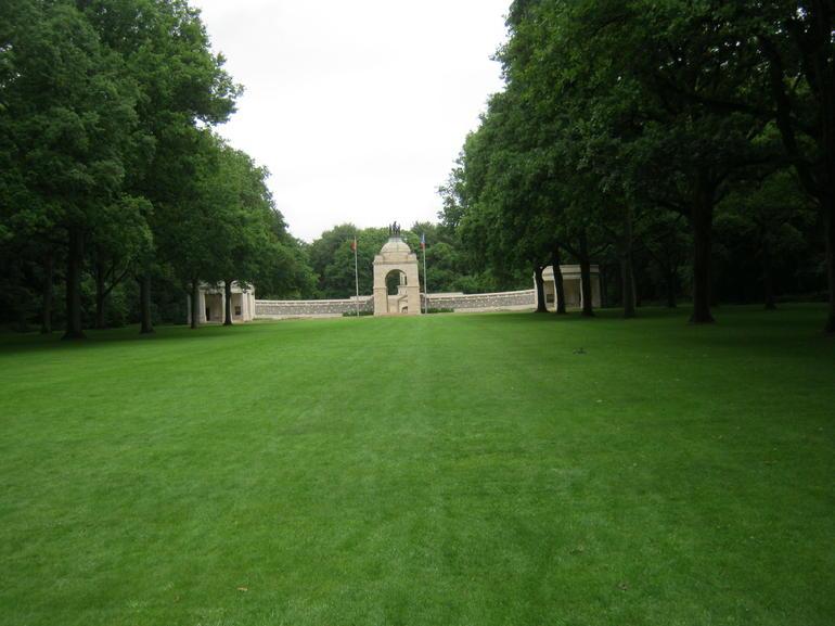 SA memorial - Paris