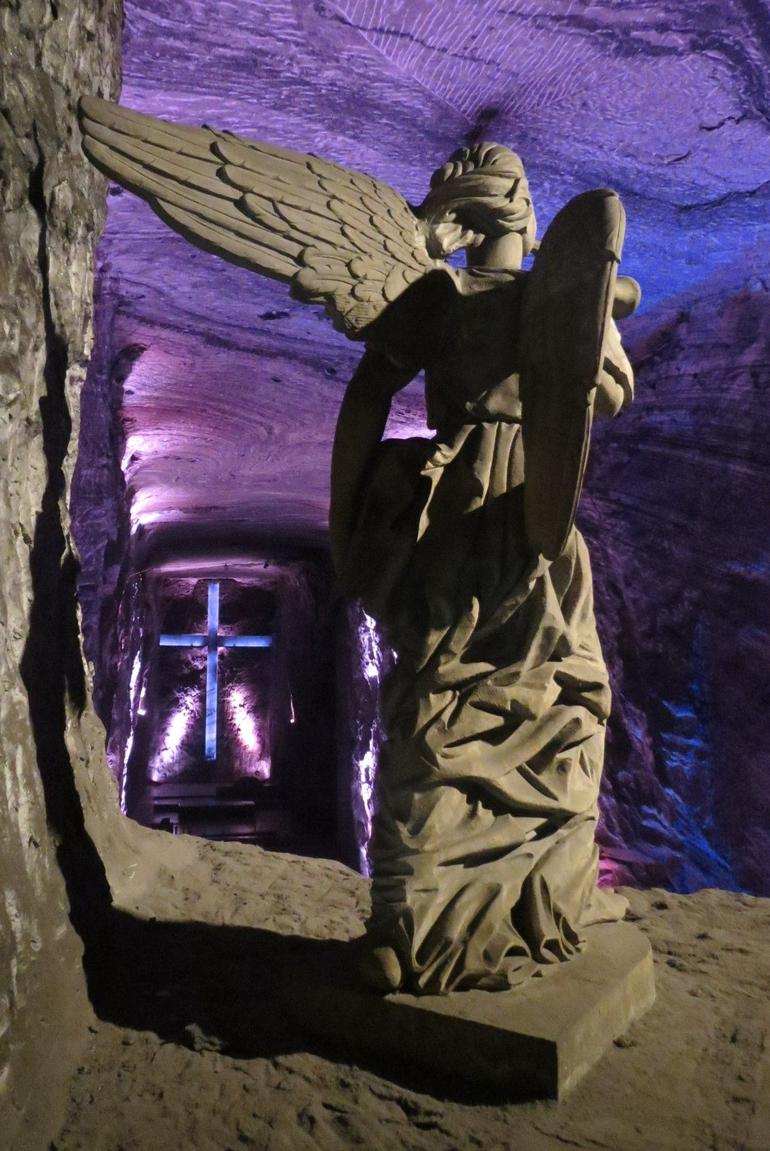 Private Salt Cathedral of Zipaquirá Tour from Bogotá photo 10