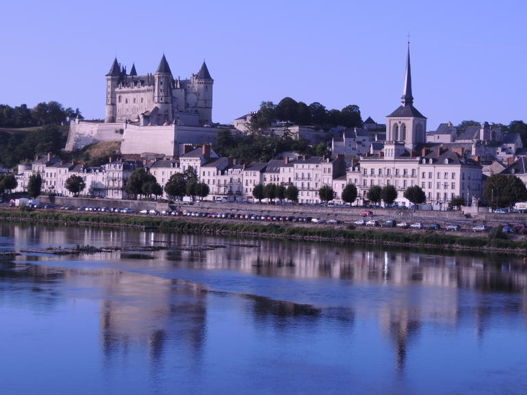 Saumur - Paris